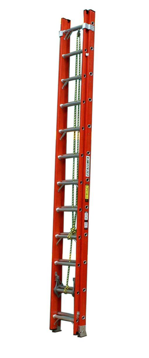 Escaleras aluminio y fibra de vidrio - Escalera de fibra de vidrio ...