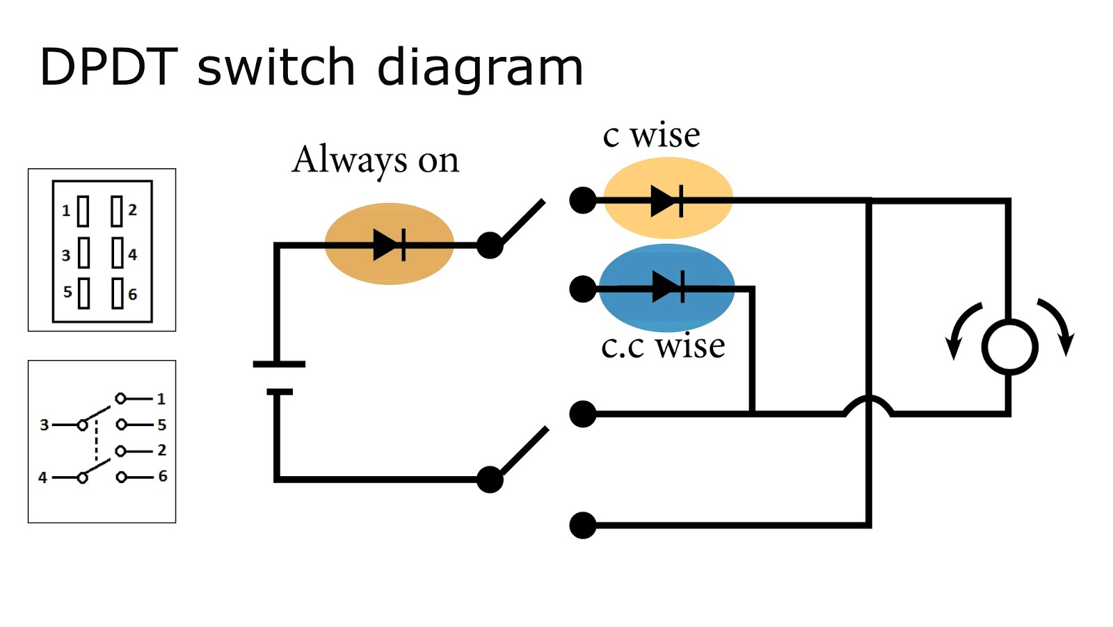 One Switch Two Lights Wiring Diagram - Facbooik.com