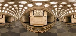 Moscow Metro - Bangunan bawah tanah paling indah di dunia