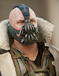 Tom Hardy, Bane, The Dark Knight Rises, Batman