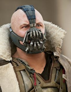 Tom Hardy, Bane, The Dark Knight Rises, Batman