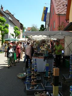 Töpfermarkt in Sindringen