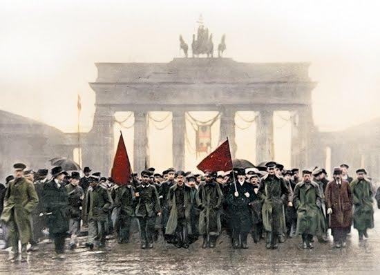 Γερμανία 1918 - Η πιο κρίσιμη επανάσταση