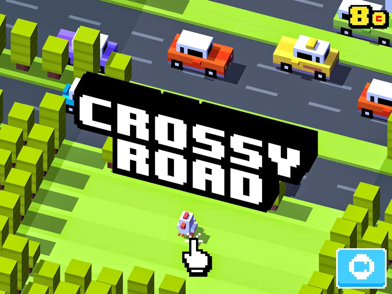 لعبه Crossy Road