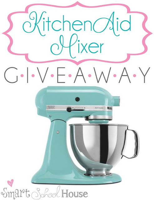 KitchenAid Mixer #Giveaway