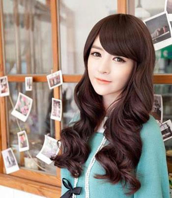 Model Rambut Cewek Cute Imut Ala Korea & Jepang 2014