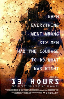 13 Hours: The Secret Soldiers of Benghazi ( 2015 )