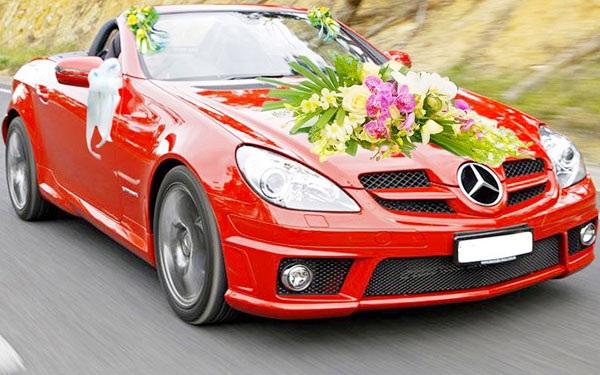 Cần thuê xe cưới tại TPHCM