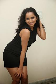 Actress Ishika Singh  Picture Shoot Gallery in Black Short Dress  019.jpg