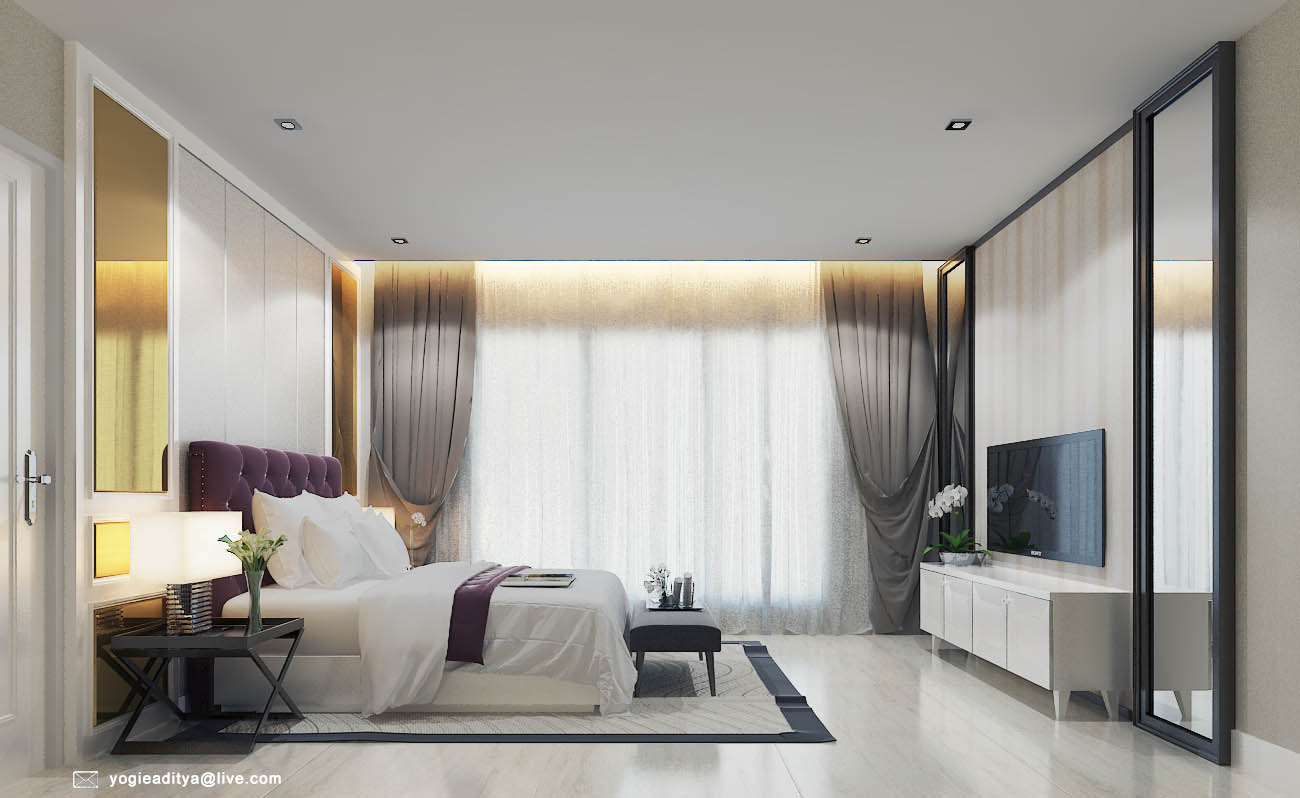 Sketchup Tutoriale: making of interior scene , vray for