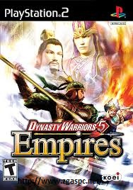 Free Download Games Dynasty Warriors 5 Empires PCSX2 ISO For PC Full Version ZGAS-PC