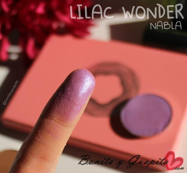 lilac wonder nabla