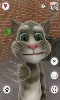 Talking Tom Cat v1.1.5 Free Download Android APK