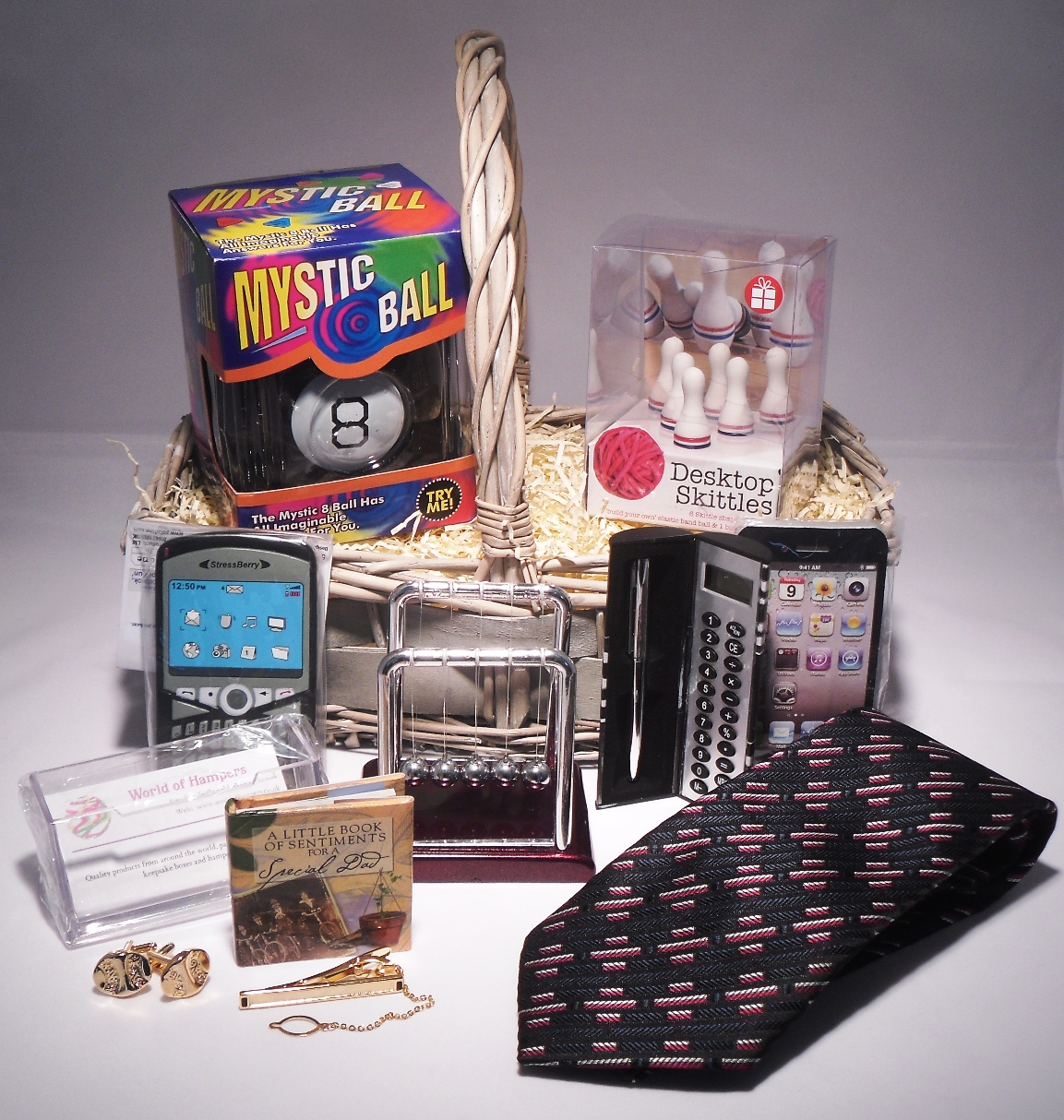 Gift baskets and gifts great for men