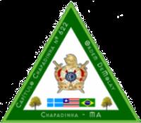 Brasão do Cap. Chapadinha nº 622