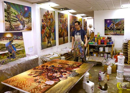 Gordon Cheung - http://www.gordoncheung.com/