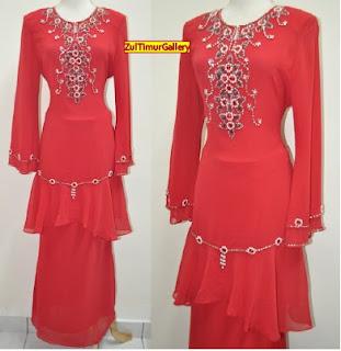 Baju Kurung Moden Ravuana (RESTOK)