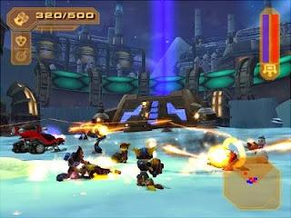 Ratchet & Clank: Up Your Arsenal Ps2 Iso Ntsc Mega Español Juegos Para PlayStation 2
