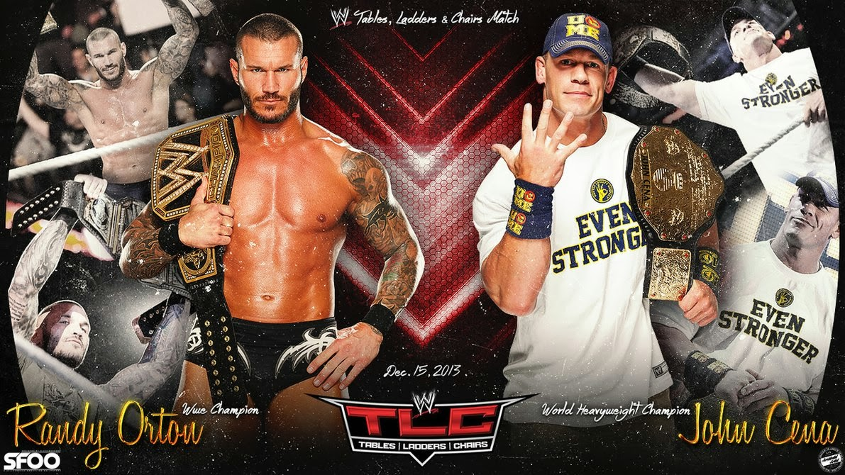 Wwe tables ladders and chairs 2013 poster - Wwe Tlc 2013