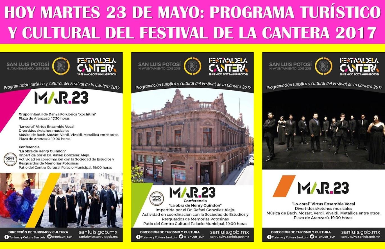 FESTIVAL DE LA CANTERA 2017: DEL 19 AL 28 DE MAYO
