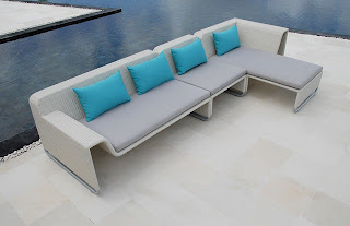 Modern Outdoor Furniture - Lebello Sunny MOD Extension Module