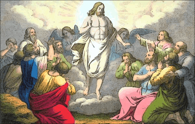 Ascension of Jesus Christ Image