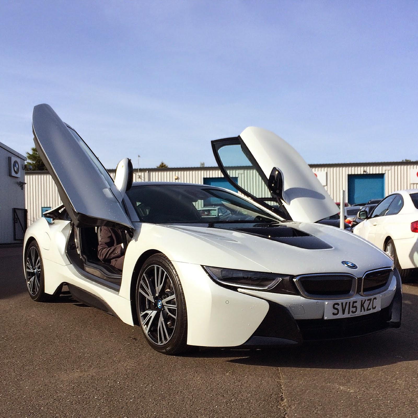 Bmw I3: BMW I Series Part One