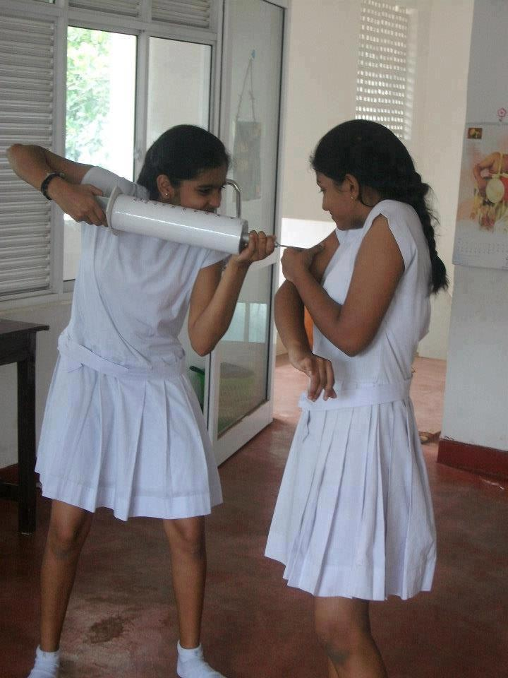Think, Sri lanka school girls full nude