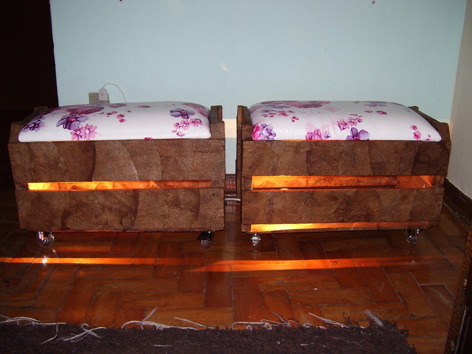 Decoração: Modelos de móveis confeccionados com caixotes de feira #BD590E 1600x1200
