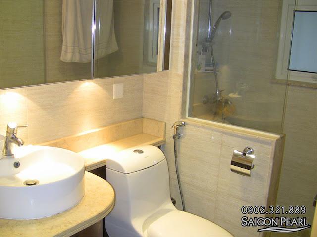 Cho thuê căn hộ 86m2 tòa nhà Ruby 2 | WC