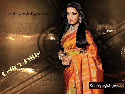 india celebrity celina jaitley