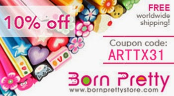 Get your 10% in Born Pretty Store!