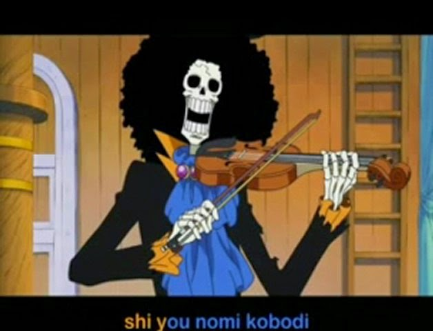 Brook One Piece