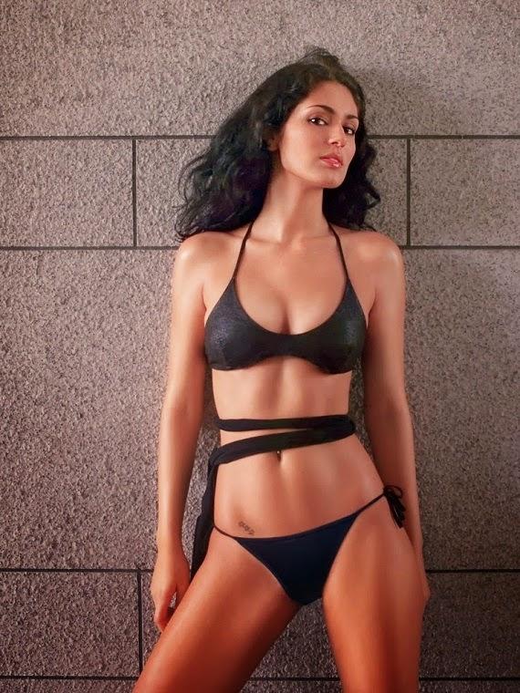 Bruna Abdullah Hot Photoshoot for Mandate Magazine