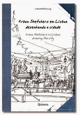 Desenhando a cidade, de Urban Sketchers