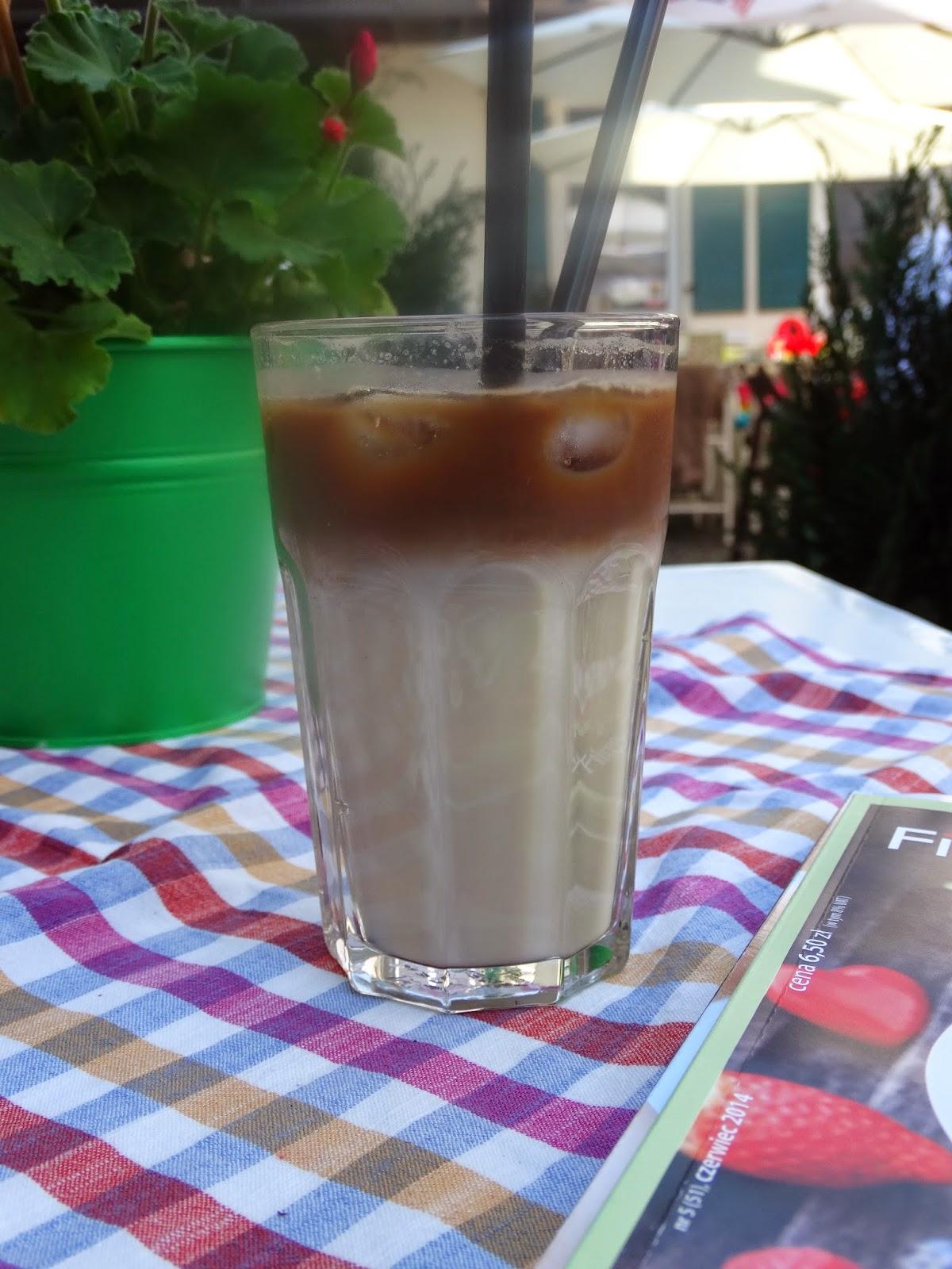 Coffee Street, mrożona kawa z mlekiem sojowym