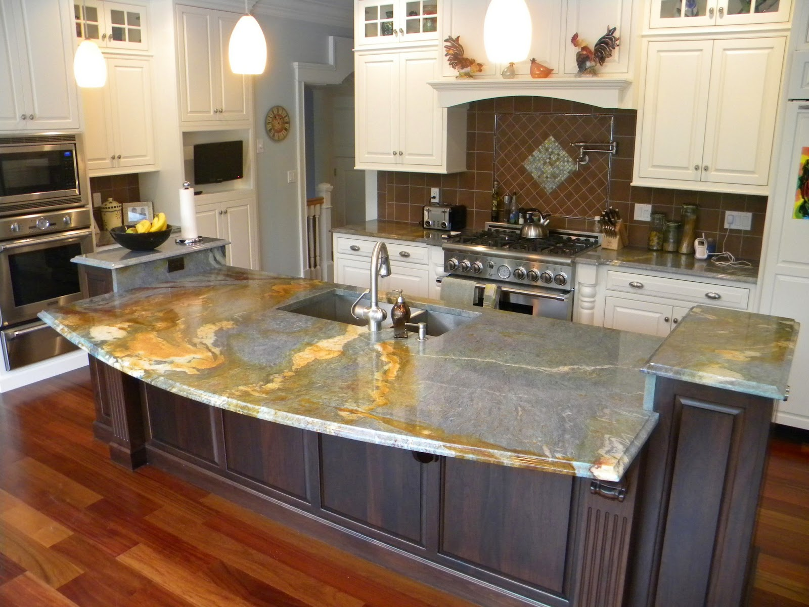 Quartz Kitchen Countertop Selecting Kitchen Countertops Northwest Transformations