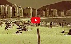 Filme . .   RIO DE JANEIRO de 1946 . . . . . .  Praias, Centro, Jardim Botânico, Leblon...