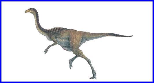 Gallimimus : Dinosaurios del mundo