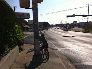 cycling with children in Austin