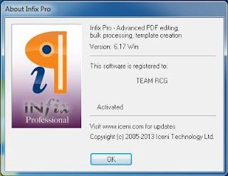 infix free download