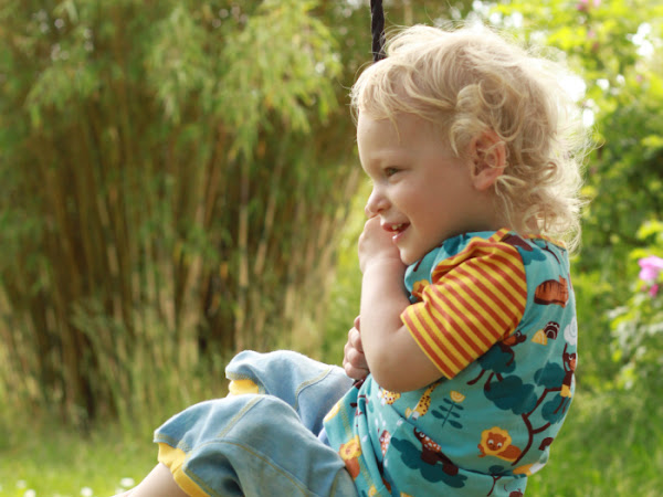 ein Sommertag in Safari blue