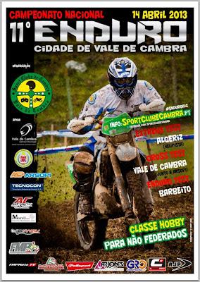 CNE 2013: Enduro Vale de Cambra Guia_publico_printscreen