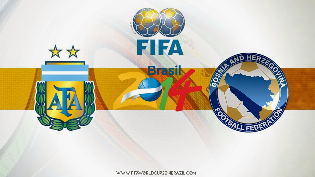 Watch Argentina vs Bosnia Live HD Online Streaming Free with Wallpapers