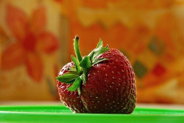 La Fraise, aliment anti vieillissement