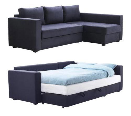 Mastad Sectional Sofa Bed and