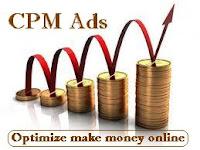 Penghasilan Online Dari CPM