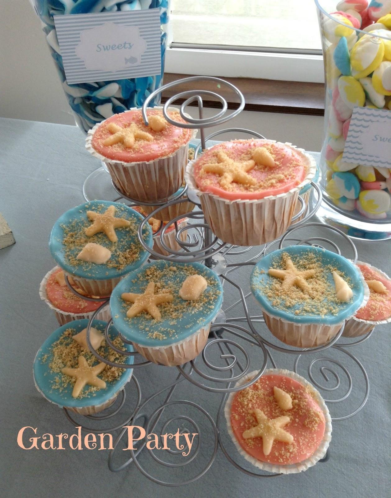 Garden party mesas dulces m laga mesa dulce comuni n for Mesa dulce marinera