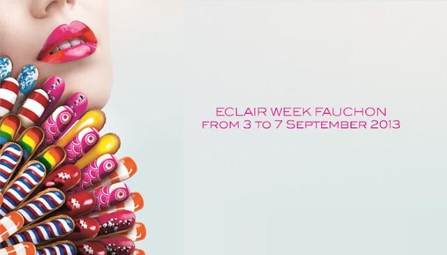 L'éclair Week 2013 by Fauchon
