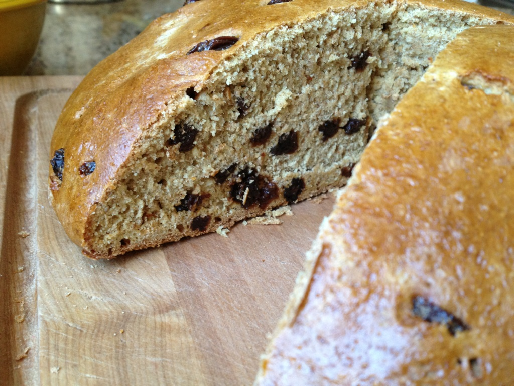 Healthy Makeover: Irish Soda Bread